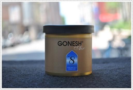 日本GONESH空氣清新芳香膠