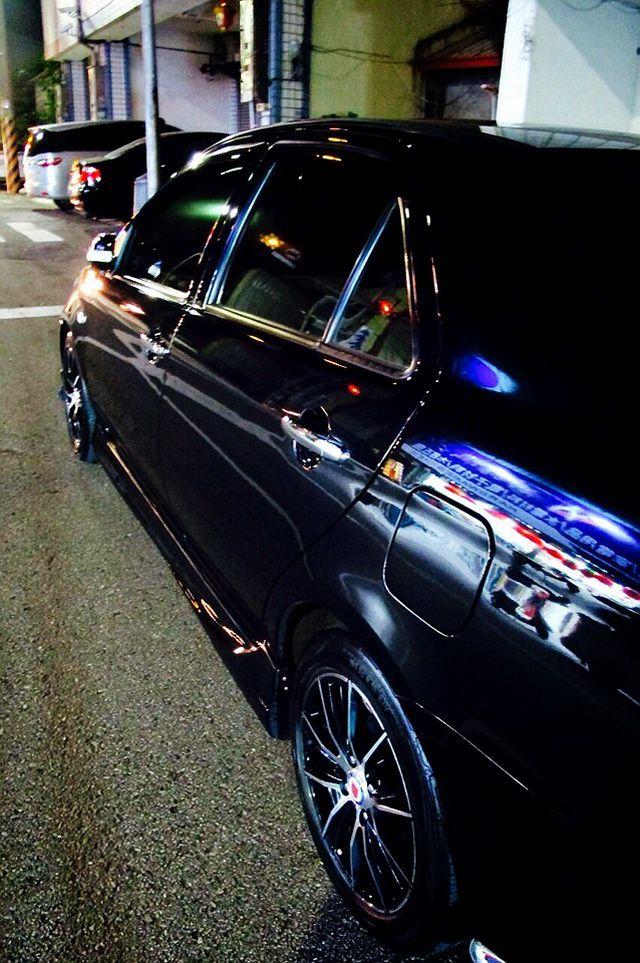 晏子分享使用A+御守蠟一個月的洗車後照片