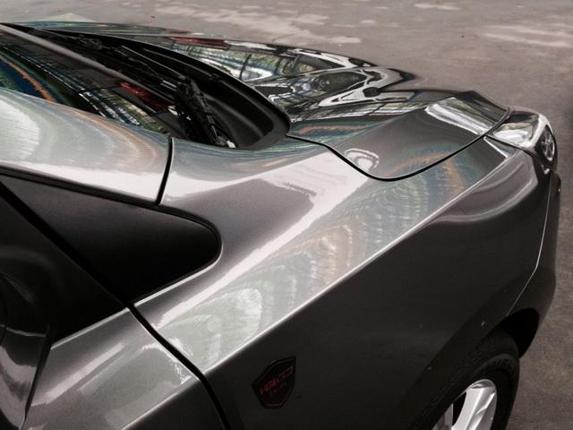 車主DIY鍍膜的成果-圖1