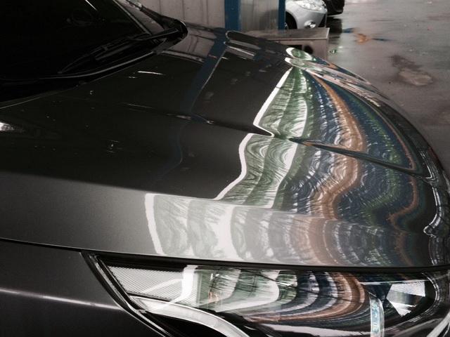 車主DIY鍍膜的成果-圖2