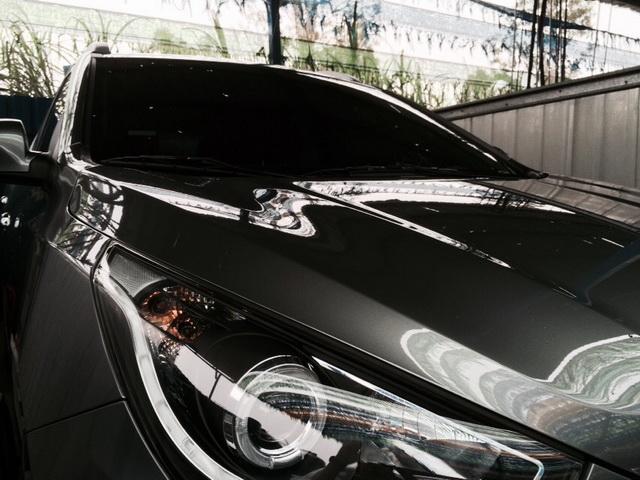 車主DIY鍍膜的成果-圖4