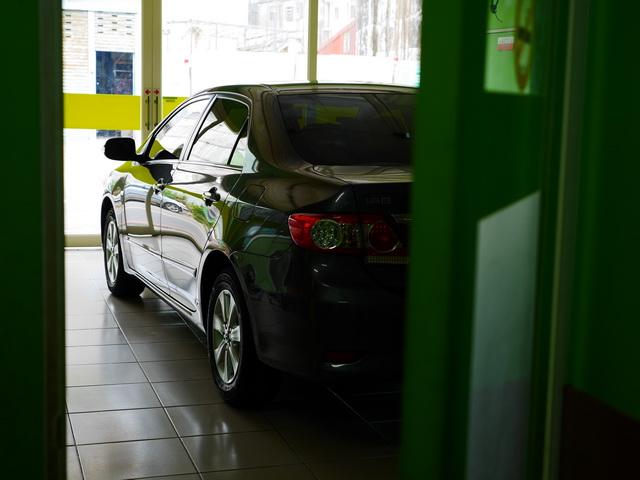 車體鍍膜後要多久才可以洗車