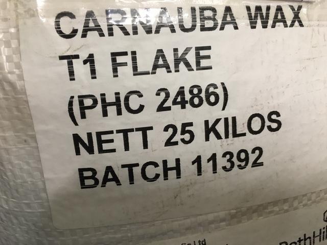 QM11手作棕櫚蠟的頂級原料配方G