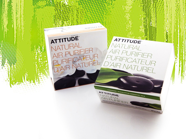ATTITUDE天然除臭凝膠的產品包裝
