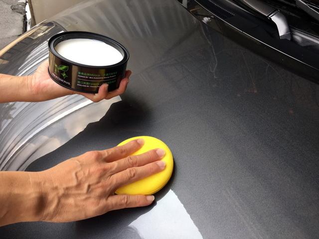 汽車蠟推薦英國頂級白棕櫚蠟