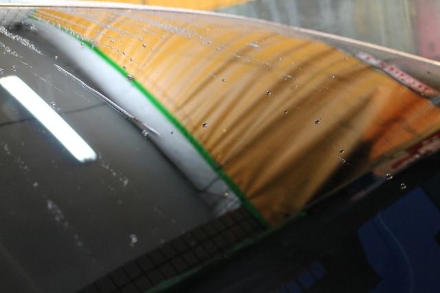 超級玻璃鍍膜讓玻璃更乾淨