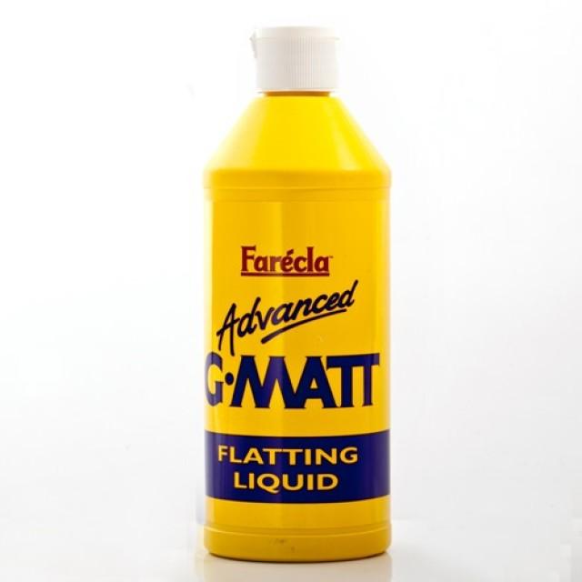 G-MATT強效玻璃油膜去除劑