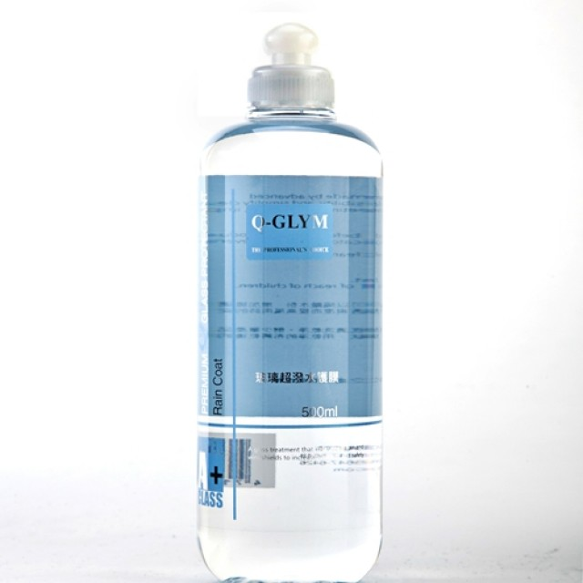 潑水劑-玻璃超潑水護膜