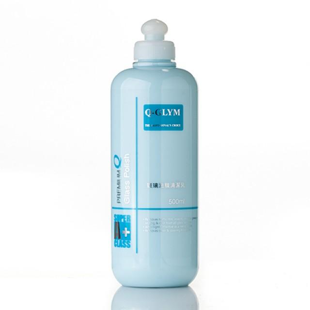 玻璃油膜清潔乳劑GLASS POLISH