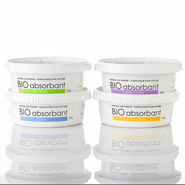 BIO比爾天然除臭凝膠-四種香味