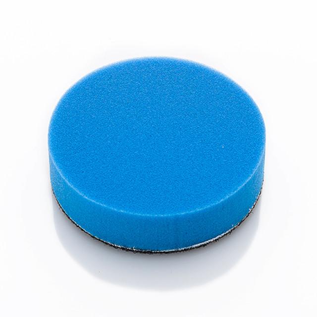 98T藍色黏扣式上蠟綿-3.5吋