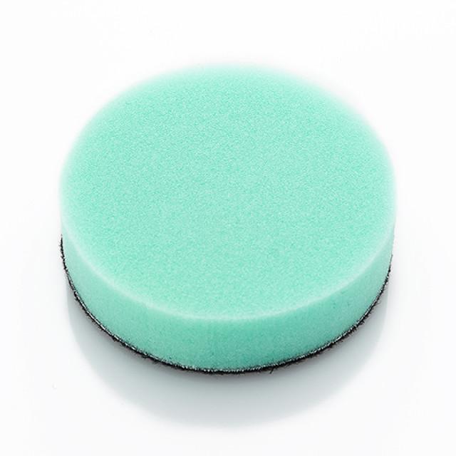 98T綠色黏扣式上蠟綿-3.5吋