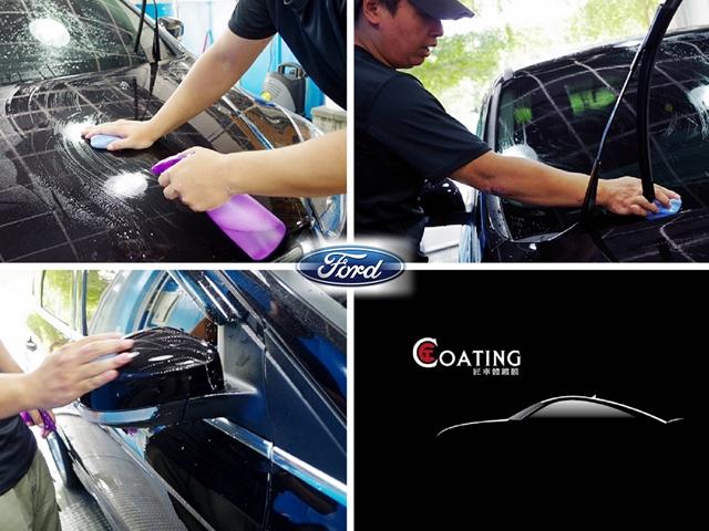專業清潔車身雜質粗面