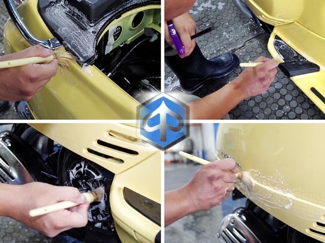 鍍膜洗車不可馬虎