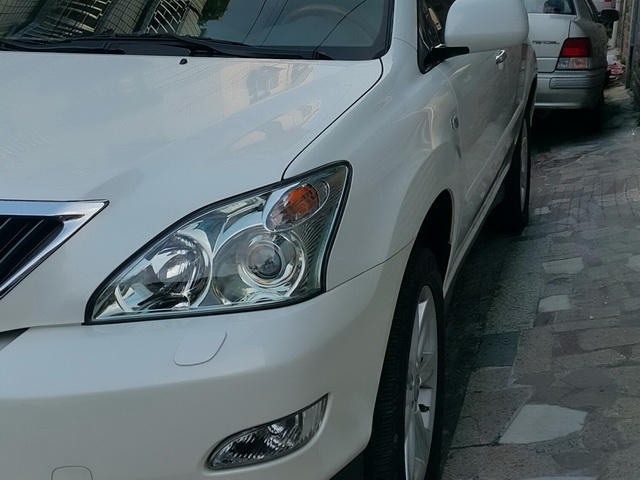 白色車漆要恢復原廠的亮度