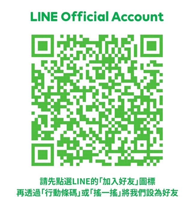 米羅汽車美容用品LINE official Account QR Code